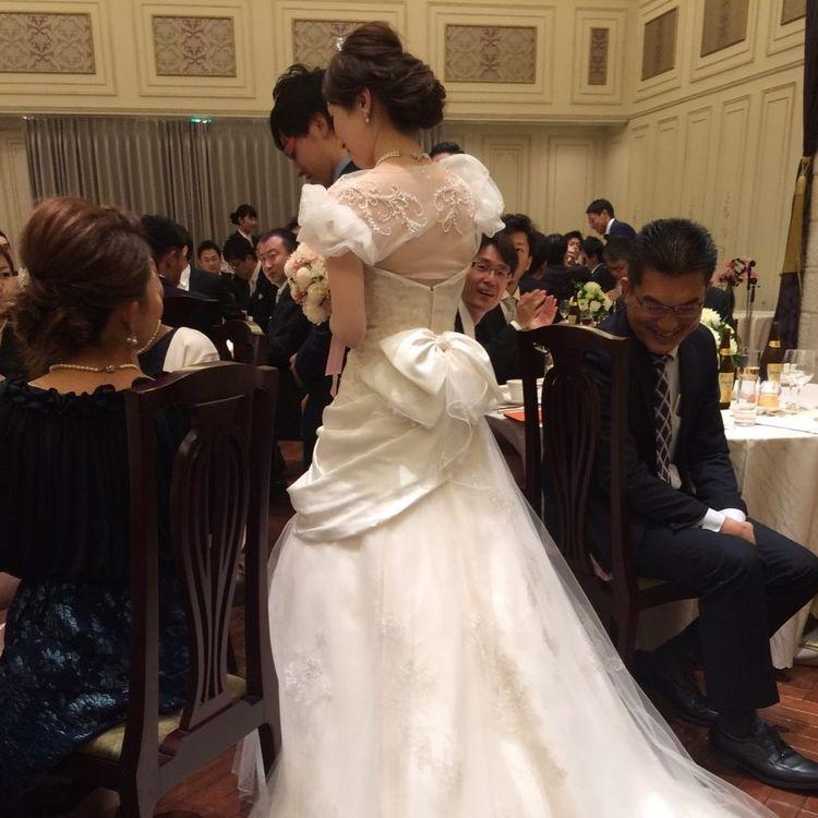 \なで肩花嫁さん集合/おすすめのウェディングドレスを集めました!