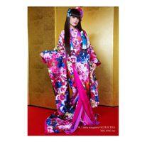 【蜷川実花】色鮮やかな和装が人気です!