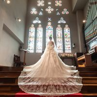 ウェディングドレスのシルエットラインをご紹介!