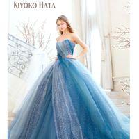 新作ドレス入荷のお知らせ キヨコハタ KH-0482