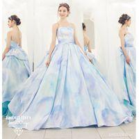 新作ドレスのご紹介 KH-0029  ブルー