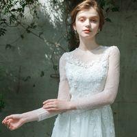 <ブライダリウムミュー>新作ウエディングドレス入荷しました!