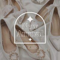 新入荷!!【Wedding Shoes】