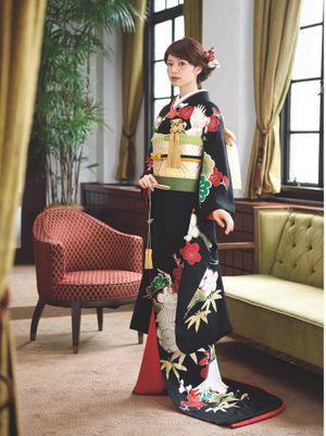 26776c1e489b9 引振袖」の和装一覧 ウェディングドレスの口コミサイト ウエディング ...