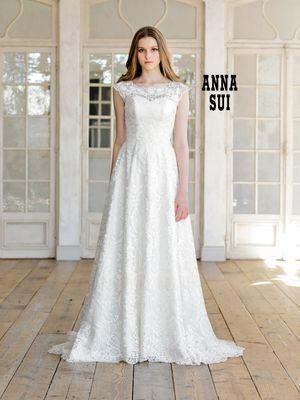 621d2443248b3 ANNA SUI(アナスイ)|ウェディングドレスの口コミサイト ウエディング ...
