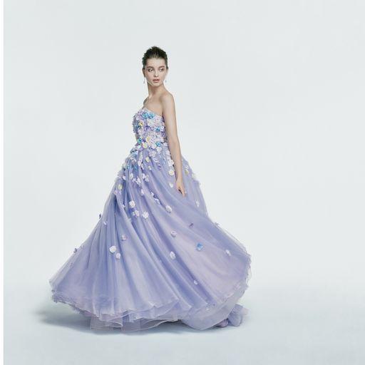【FOURSIS BRIDE】Floria(フローリア)Lavender