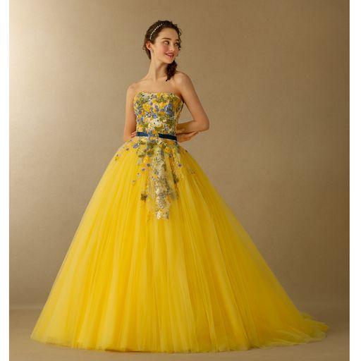 Yellow Miltonia/イエロー・ミルトニア