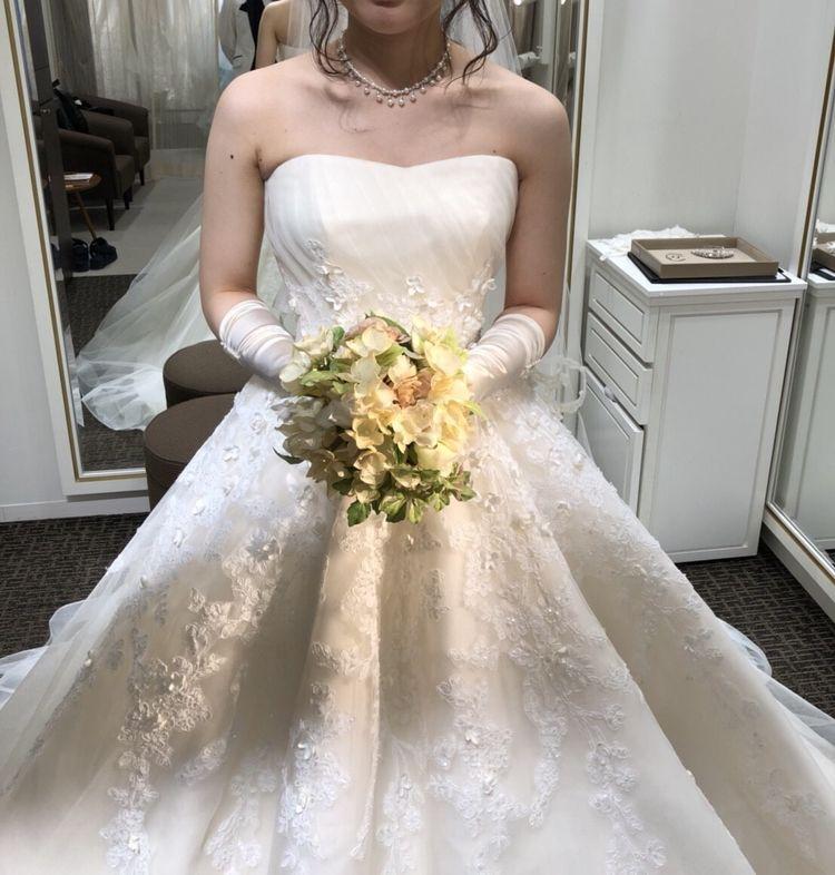 2way 刺繍ドレス