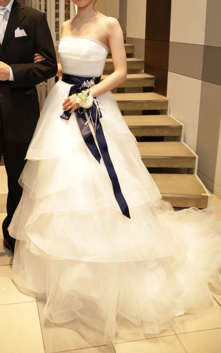 式と披露宴でドレスを変えたようにできます