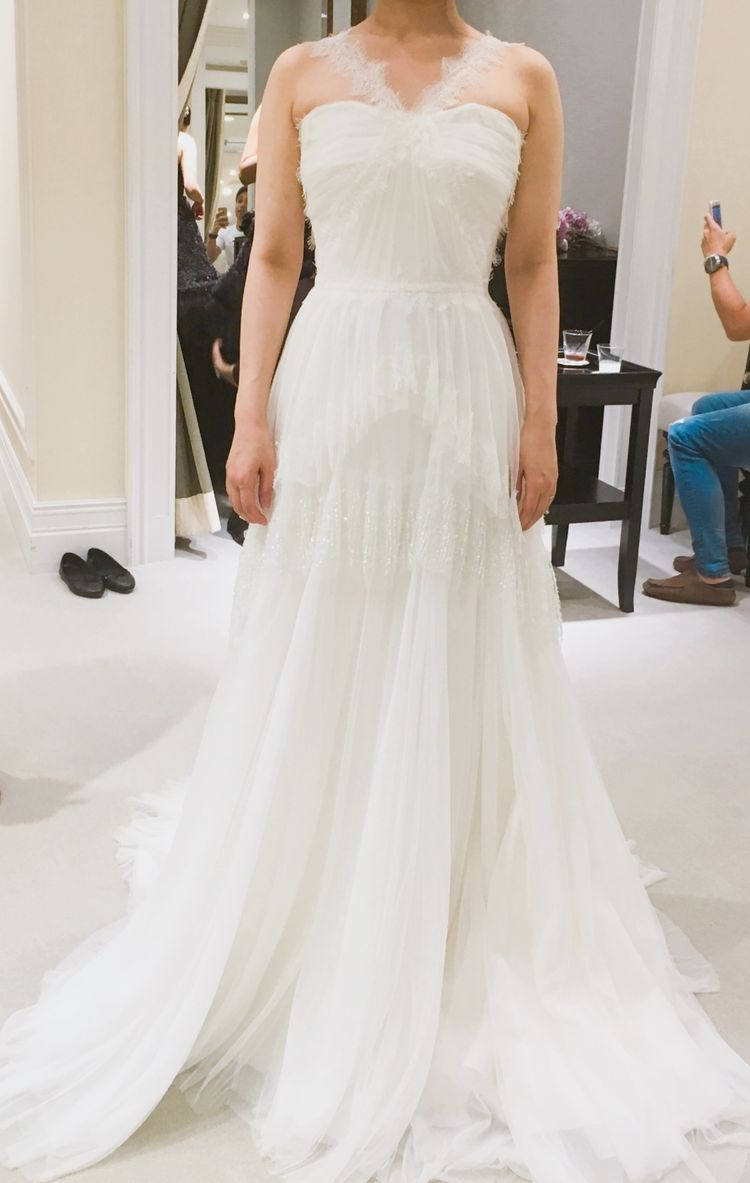 一目惚れしたドレス