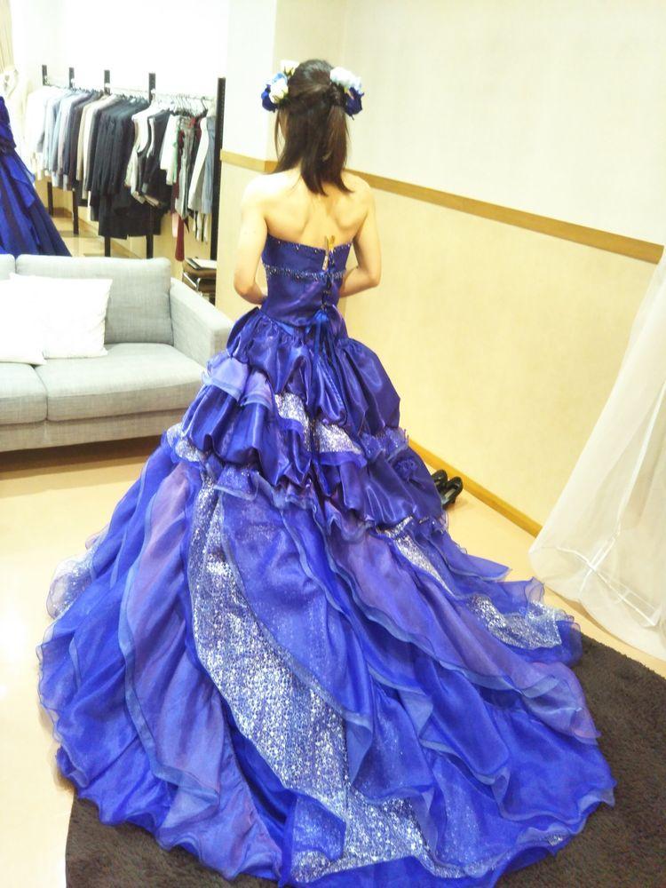 自分に合ったドレスを見つけられる