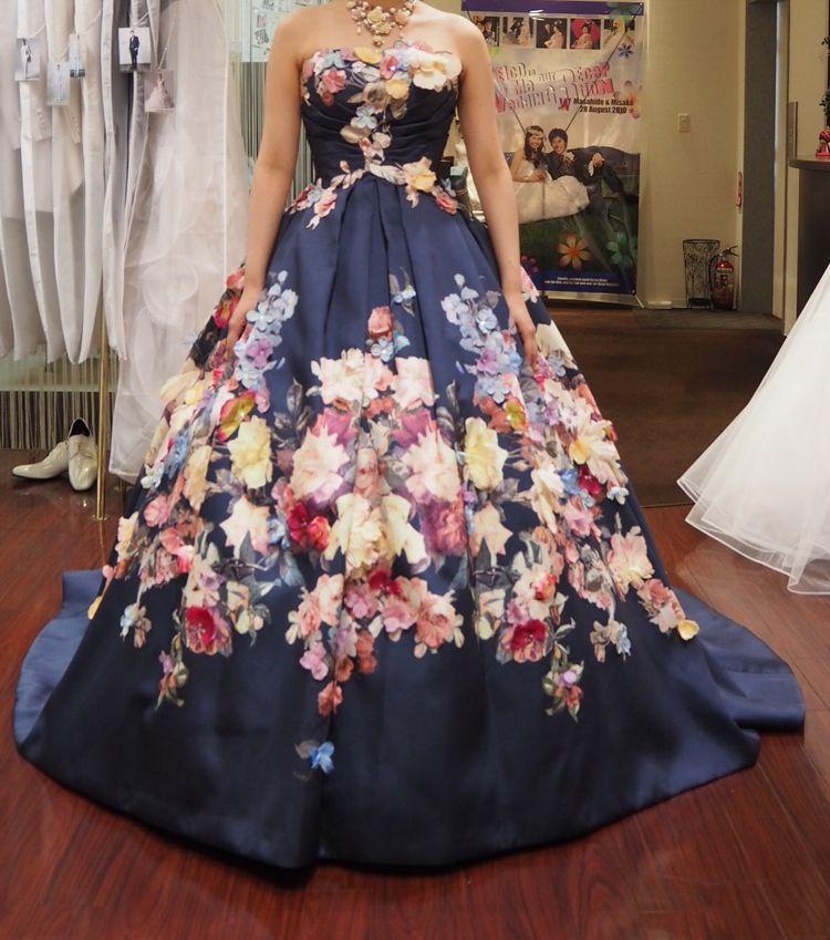 YUMI KATSURAのドレス