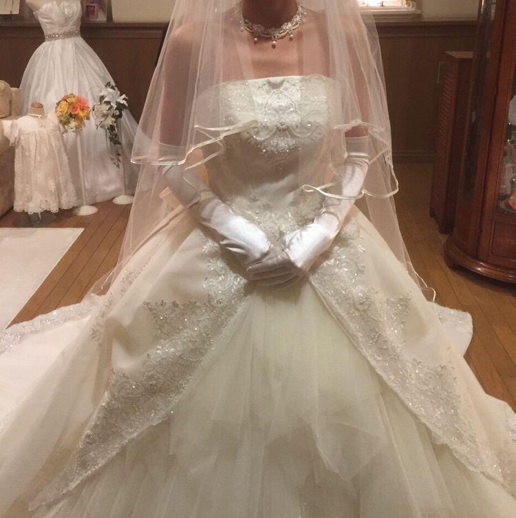 一目惚れのドレス
