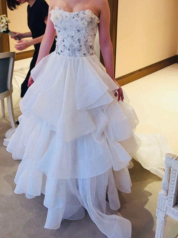 キュートなドレス