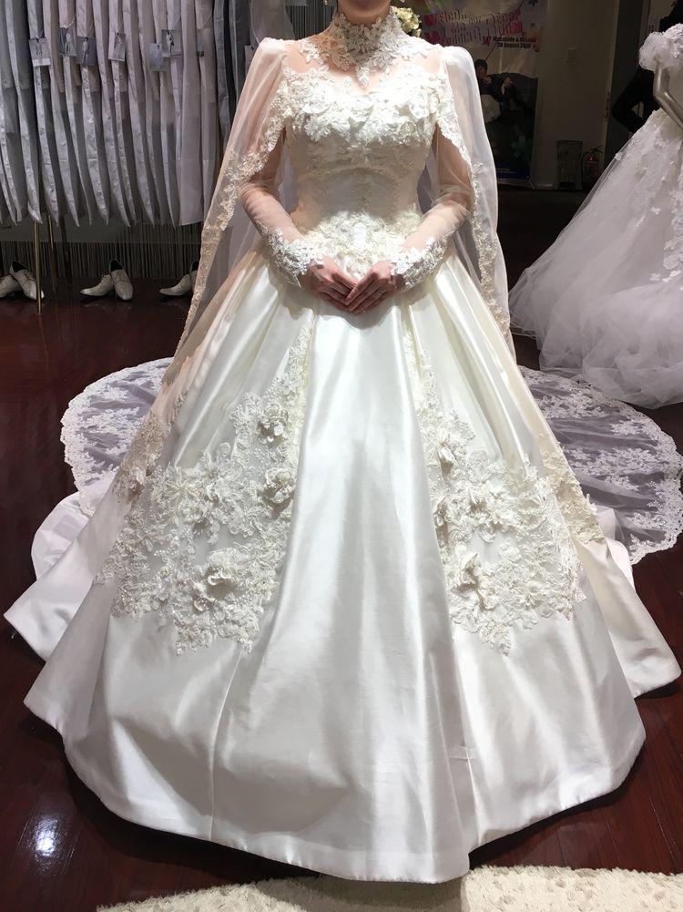 憧れの桂由美ドレス