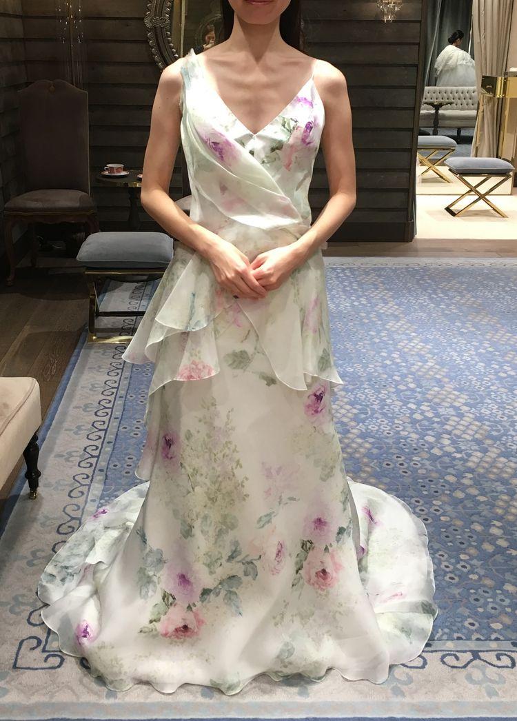 エリザベスフィルモアの春ドレス