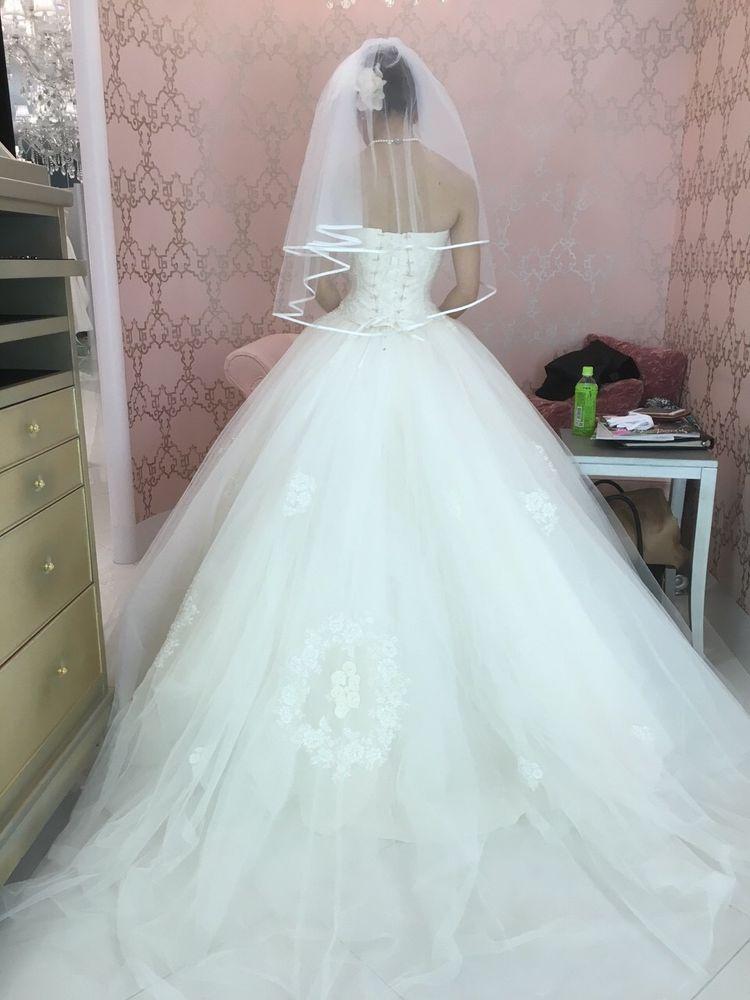 ふわふわキュートな姫ドレス