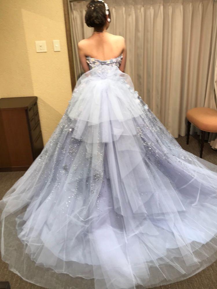 アンテプリマのあじさいドレス