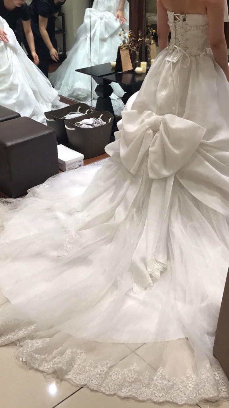 バービーウエディングドレス