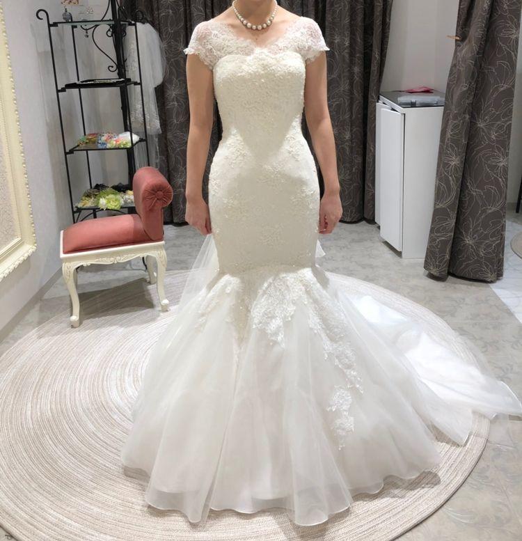 ALESSA マーメイドドレス