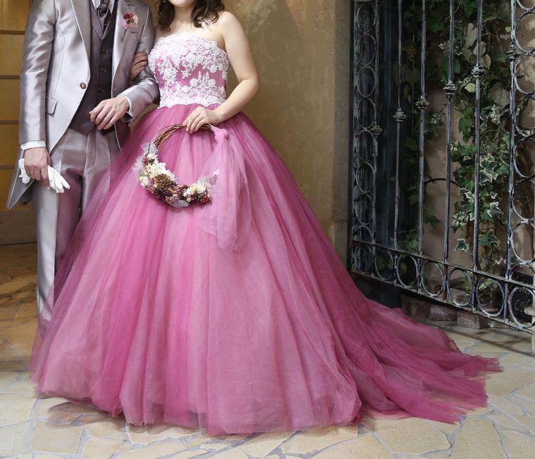こんなピンクが着たかった♡