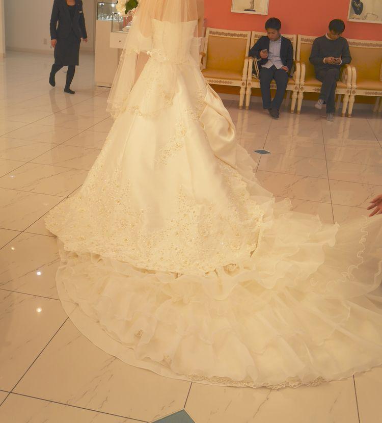2WAYの可愛いドレス
