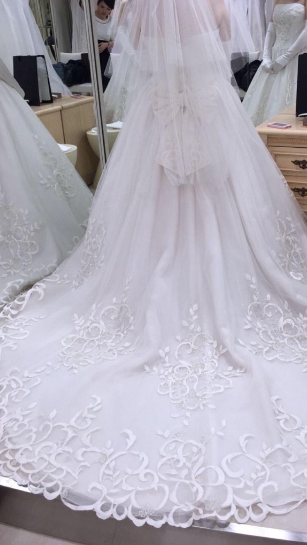 バテンレースドレス