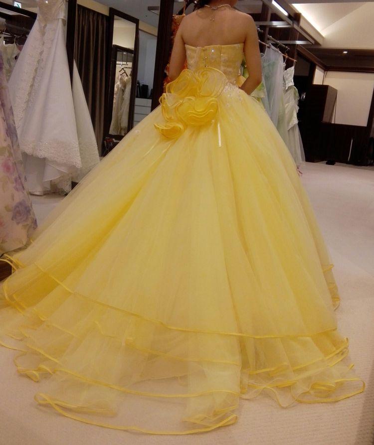映画のプリンセスになりきれるドレス