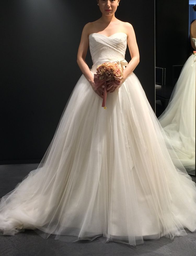 花嫁の憧れ!バレリーナ