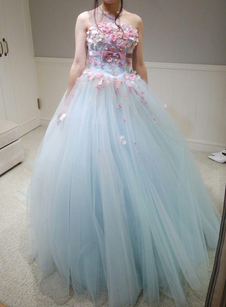可愛いがいっぱい詰まったドレス