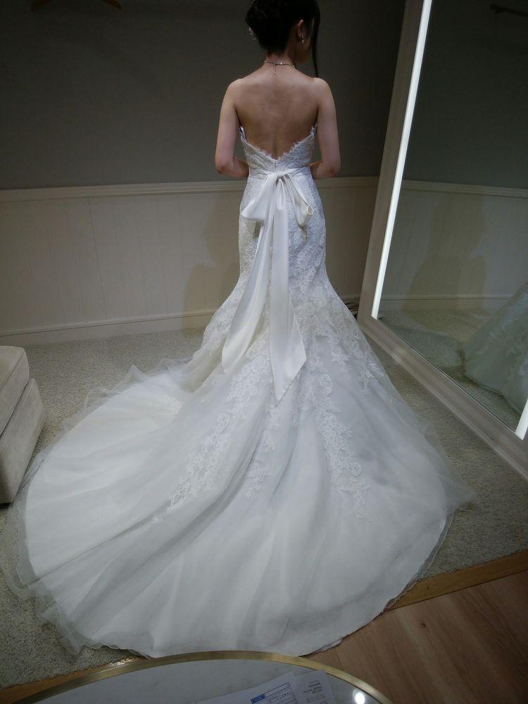背が低くてもオッケーなマーメイドドレス