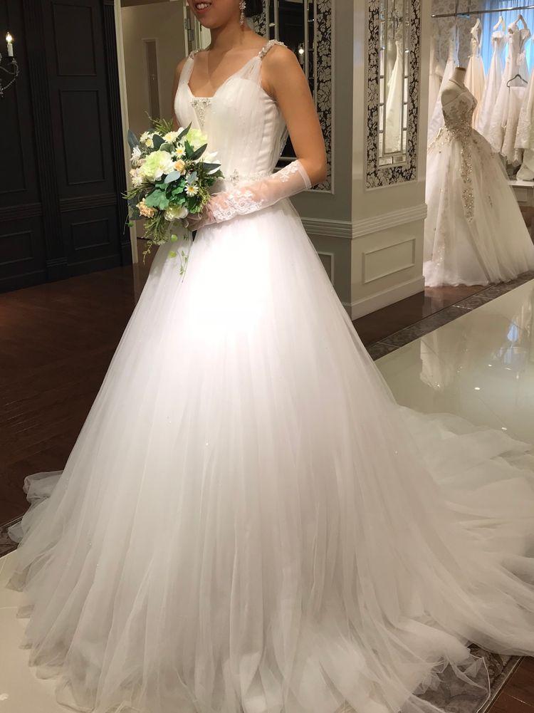 ジャスティンアレクサンダーのドレス
