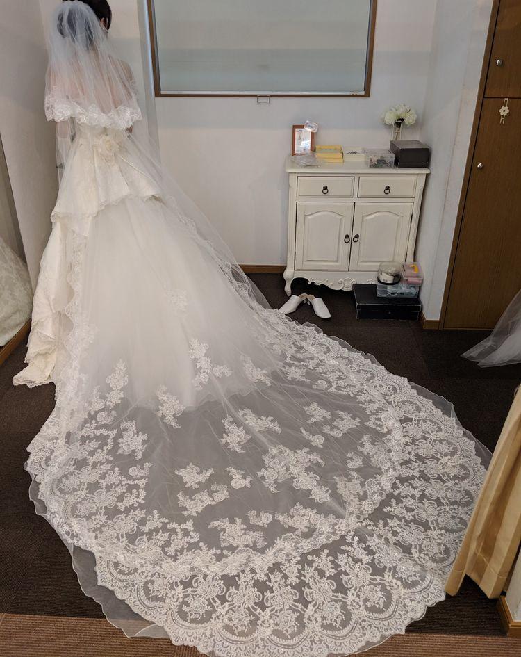 イメージが変わるドレス