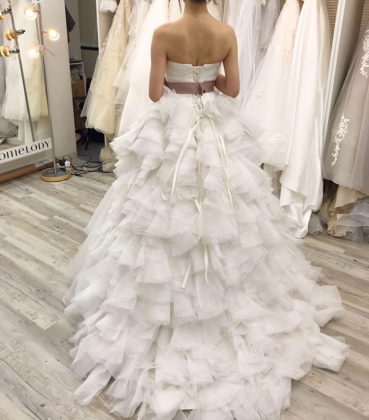 フリルプリンセスドレス