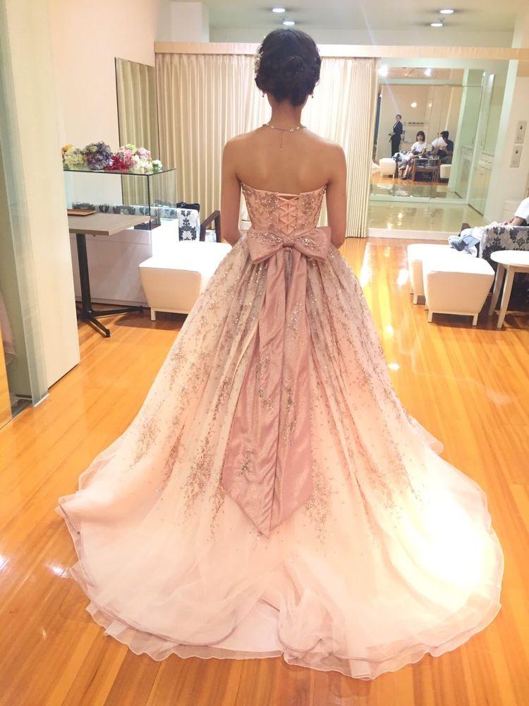 女の子らしくて可愛いドレス