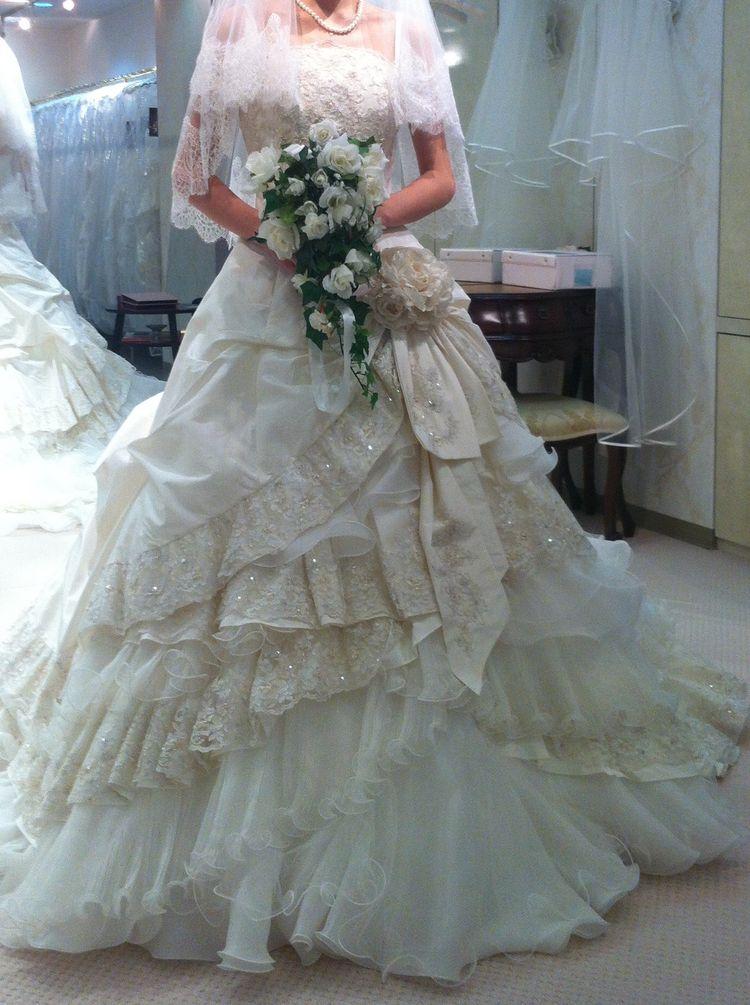 まるでお姫様になったみたいな可愛すぎるドレス!