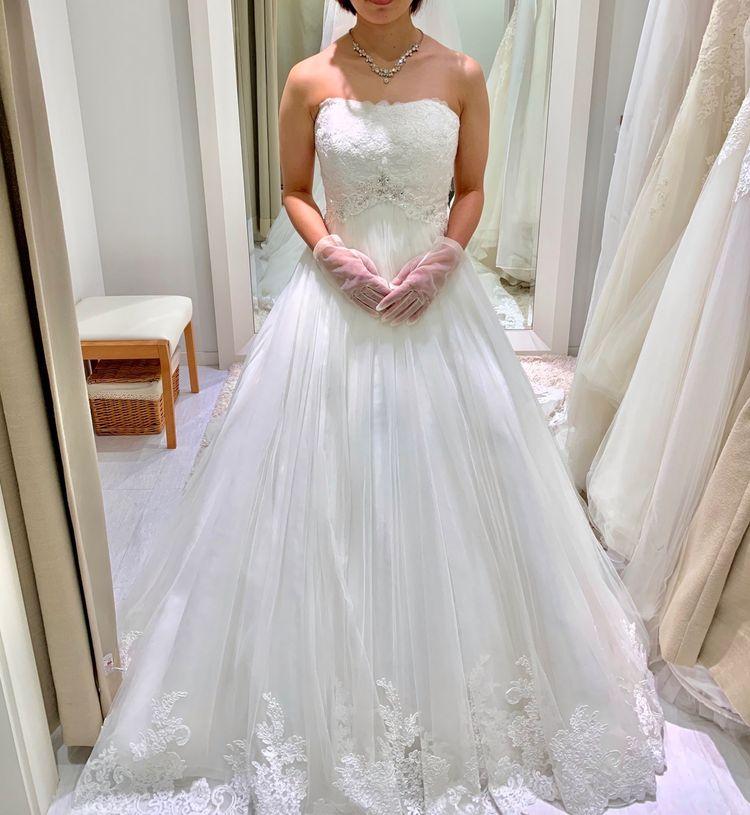 リゾート婚にあうドレス探し