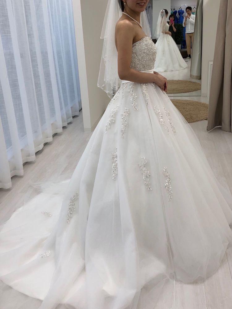 運命のドレス!