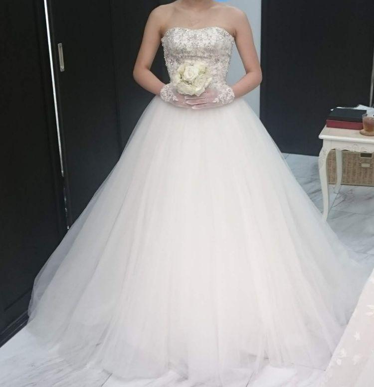 可愛らしいドレス