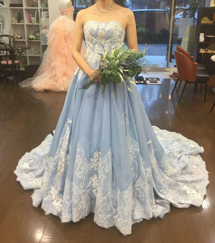 きれいめな雰囲気のドレス