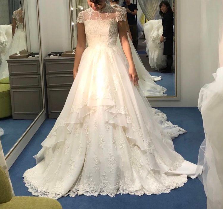 アンティーク調のドレス
