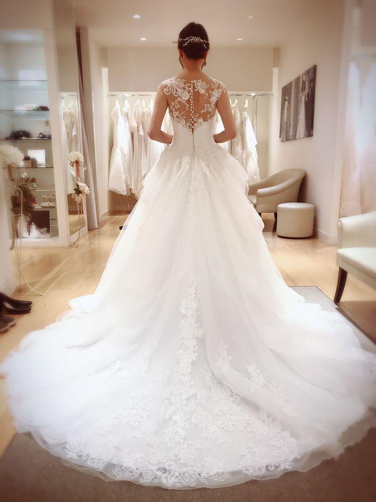 とにかく美しく上品なドレス