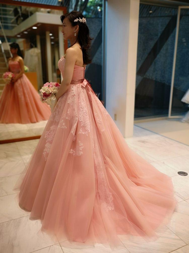 王道のピンク