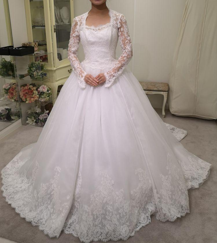 英国王子妃の結婚式みたいなクラシカル