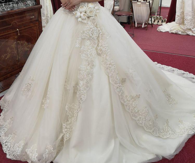 クラシカル姫ドレス
