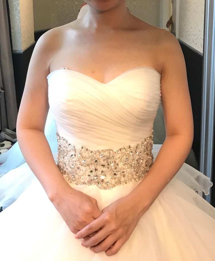 NYのドレス♡JUSTIN ALEXANDER