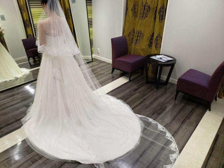 カジュアルなドレス