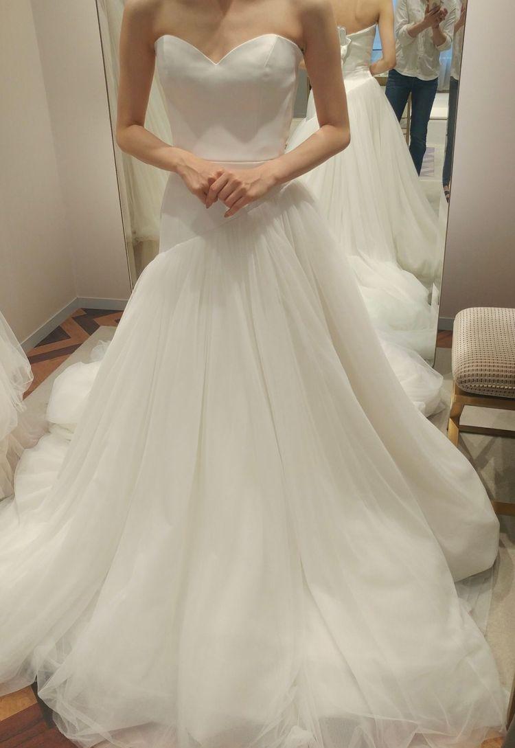 マーメイドカットドレス
