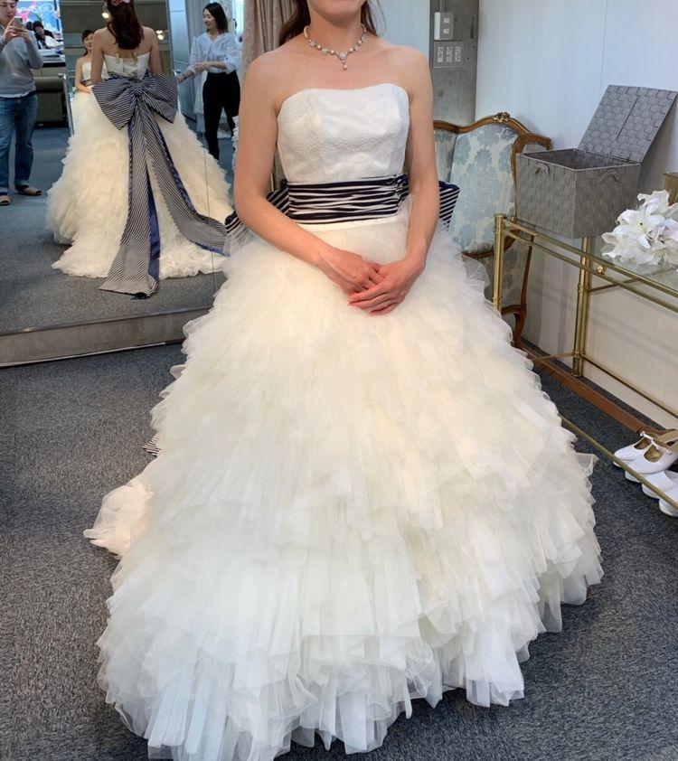 ビームスのドレス