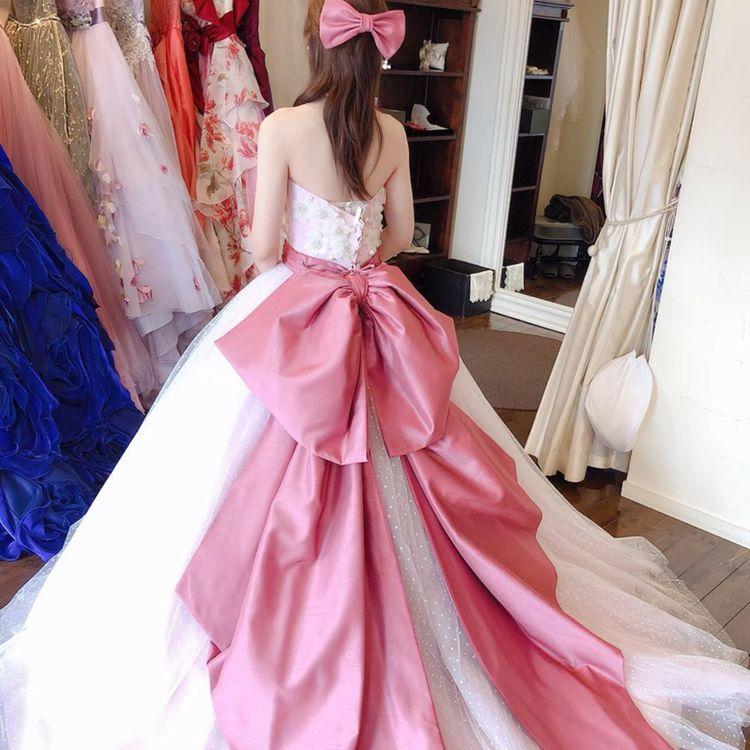 ミニーマウスのドレス